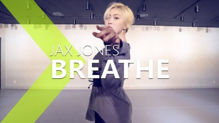 Jax Jones ft Ina Wroldsen - Breathe